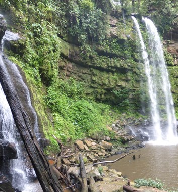 Adventure Alternative Borneo Sabah Ginseng Waterfall.JPG